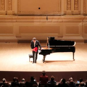 Denis Matsuev at Carnegie Oct. 2019